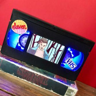 Retro VHS Lamp