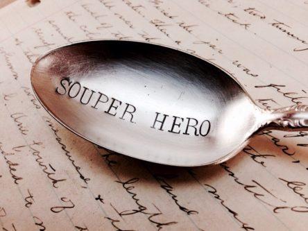 Souper Hero Spoon