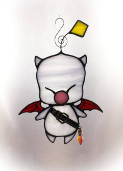 Stained Glass Moogle