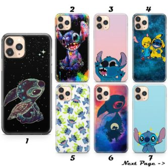 Stitch IPhone Samsung Pixel Case