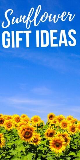 Best sunflower gift ideas | Sunflower Gifts | Beautiful Sunflower Presents | Sunflower Themed Gifts For Everyone | #gifts #sunflower #giftguide #presents #flower #uniquegifter