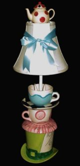 Tea Party Lamp