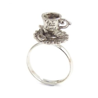 Tea Time Ring