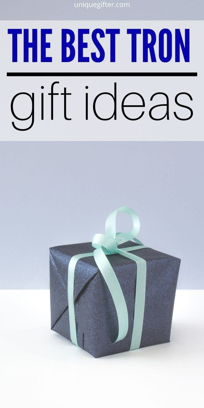 Best Terrific Tron Gifts   Tron Gifts For Anyone   Creative Gifts For Tron Fans   Tron Gifts They Will Actually Love   #gifts #giftguide #presents #creative #tron #uniquegifter