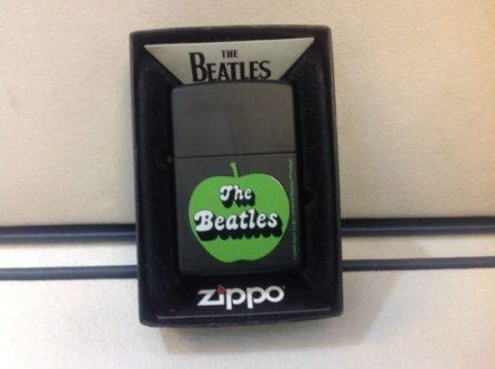 The Beatles Zippo Lighter