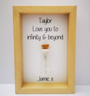 To Infinity and Beyond Love Gift