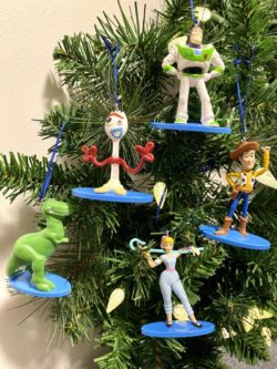 Toy Story Tree Ornaments