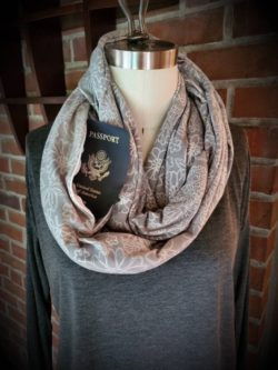 Traveller's Scarf
