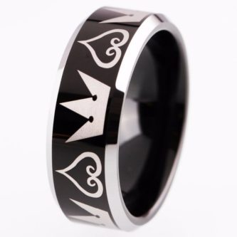 Kingdom HEarts super crown ring