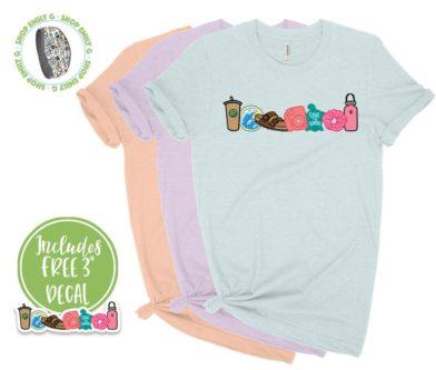 Vsco Girl T-shirt