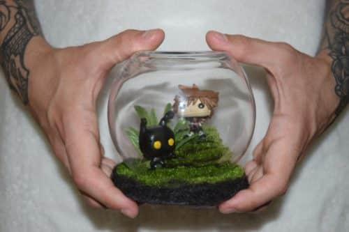 KH dome diorama