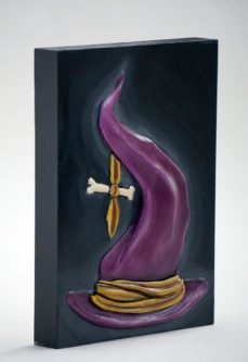 Witch Hat Painting