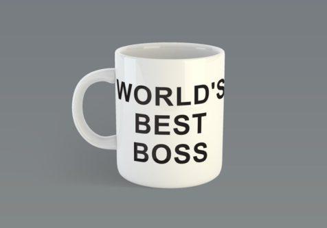 World's Best Coffee Mug