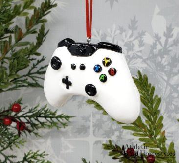 Xbox controller christmas tree ornament nerd gift idea