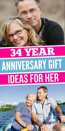 Best 33 Year Anniversary Gift Ideas for Her | Presents For Your Wife | Anniversary Gifts For Your Wife | Presents To Celebrate Your Anniversary | #gifts #presents #anniversary #wife #33rd #wedding #uniquegifter