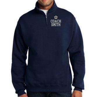 Zip Up Sweatshirt