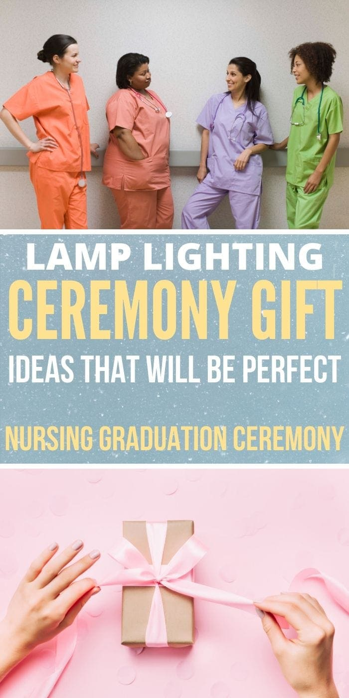 Best Lamp Lighting Ceremony Gifts | Lighting Ceremony Presents | Gifts For Nurses | Gifts For Graduating Nurses | #gifts #giftguide #presents #lightingceremony #nurses #uniquegifter