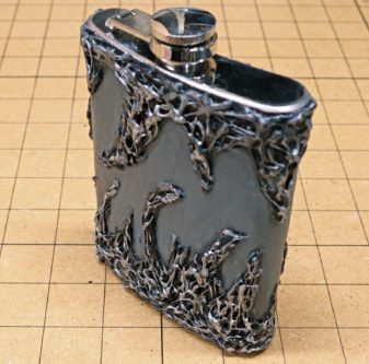 Dragonhide Flask