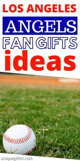 Los Angeles Angels Fan Gift Ideas