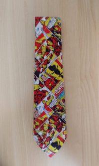 Marvel Necktie