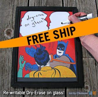 Meme Dry Erase Board