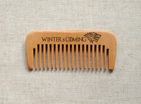 Winter is Coming Comb