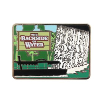 the backside of water collectible gift idea