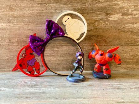 Big Hero 6 themed minnie ears