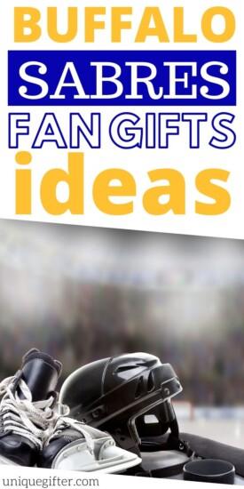 Buffalo Sabers Gifts | Hockey Gifts | NHL Inspired Gift Ideas | Buffalo Sports Gifts | NHL Fan Gear | Hockey Collectible Gifts | #gifts #sabers #buffalosabers #gifting