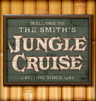 Jungle cruise The Smith's album