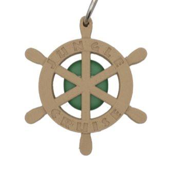 Jungle Cruise boat steering wheel fun gift idea