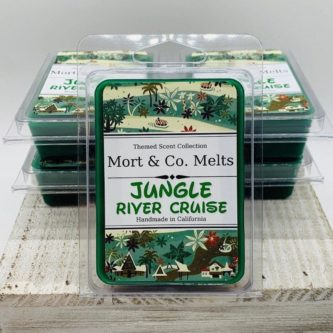 jungle river cruise wax scented melt gift idea