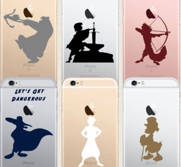King Arthur custom phone decals
