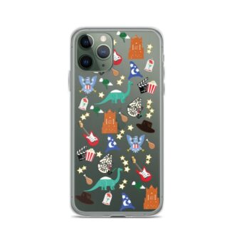 Hollywood studios icon phone case for Iphone