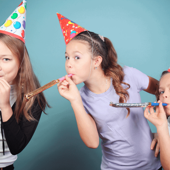 Birthday party planning for kids birthday