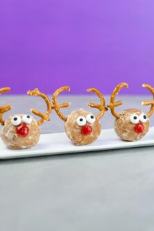 Rudolf Christmas treat recipe