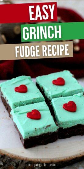 Keto Fudge | Keto Desserts | Keto Recipes | Grinch Fudge Recipe | Holiday Baking Recipes | No Sugar Added Baking | Low Carb Baking | #holidays #christmas #ketobaking #keto #lowcarb