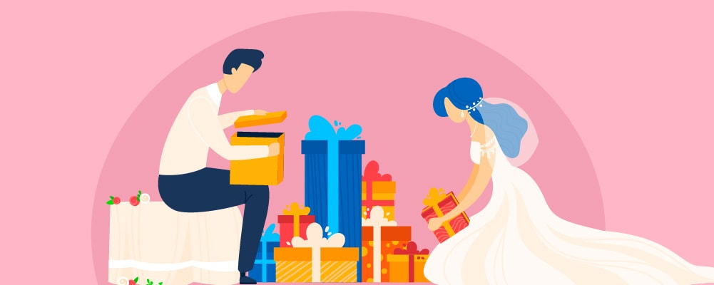 2Why Do We Give Wedding Gifts