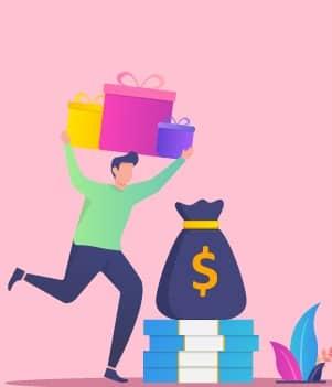 6Using Cash As A Wedding Gift