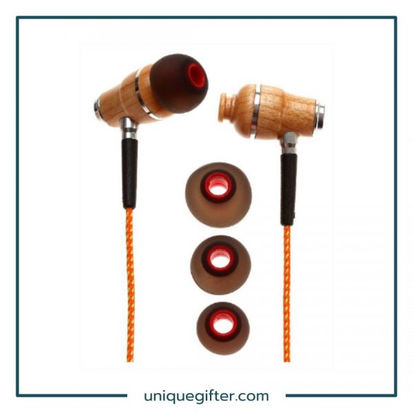 Wooden Ear Buds