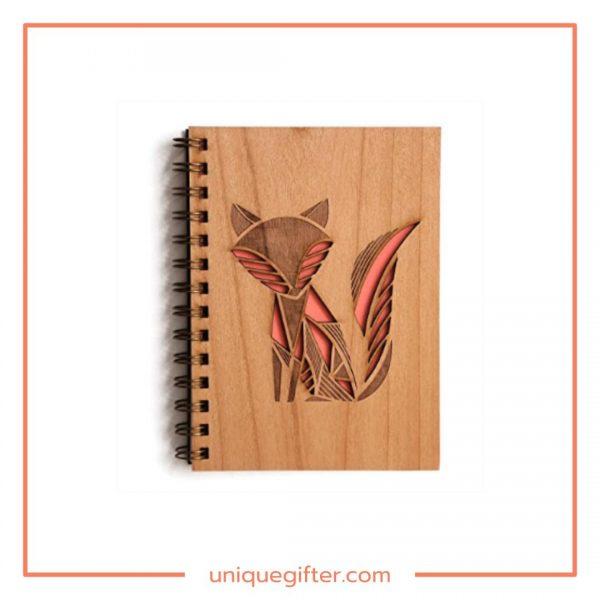 Wooden Fox Journal