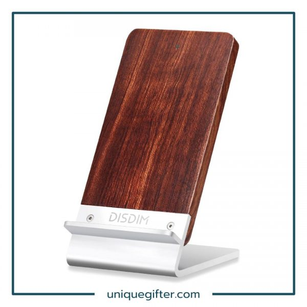 Rosewood Qi Charger