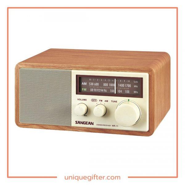 Modern Vintage Radio