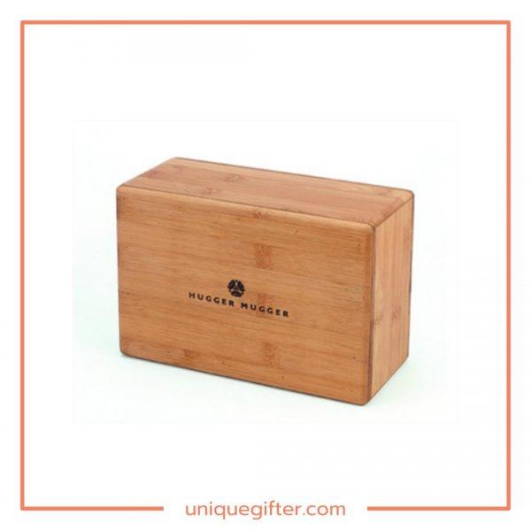Wooden Yoga Blocks